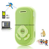 Slim GSM, Tri-Band GPS Tracker Phone for Kids (GG6015)