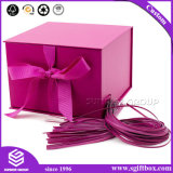 Product Organizer Packaging Case Gift Box with Silk Handle