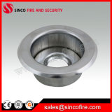 Recessed Pendent Fire Sprinkler Escutcheon Plate