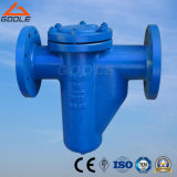 U Type Simplex Basket Strainer