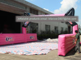 Advertising Inflatable Sporst Arch with Wall for Sale