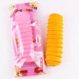 22cm Japanese Online Soft Food Bread Caterpillar Bun Squishy Toy