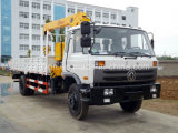 Dongfeng Chassis 5ton ~ 6ton Truck with Crane