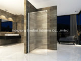 6/8mm Walk in 120X195cm Shower Room with Support Bar