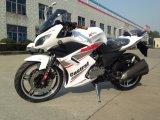 Motorcycle Racing Bike Motorcycle Sport Bike on Road Gasoline Engine Motorbike