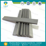 Rectangular Carbide Strips, Tungsten Carbide Knife for Wood Cutting