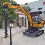 OEM Support Ray Factory Excavator Earth Auger Drill for Sale