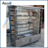 Jgt6PA 6 Layers Gas Chicken Rotisseries Roaster of Catering Equipment