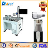 Efficiency 20W China Fiber Laser Marker Marking Bulbs/Phone Case Sale