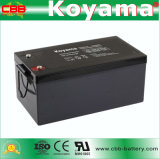 Gel Deep Cycle Battery for Renewable Energy 12V260AH (DCG260-12)