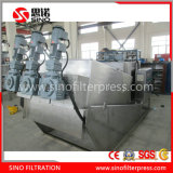 Moving Plate Screw Filter for Sludge Dewatering