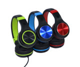 New Hot Selling Metal Over Ear Comfortable Headset