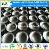 Stainless Steel Dished Elliptical Head for Boilers