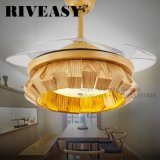 Stealth Ceiling Fan Lamp for Indoor