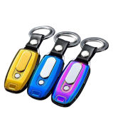 USB Lighter Three-in-One Key Buckle Cigarette Lighter