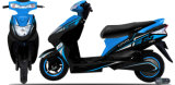 48V800W Fashionable Design Design Electric Pedal Motorcycle, Powerful Electric Dirt Bike for Adult (EM-035)