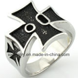 Wholesale Cross Stainless Steel Ring Jewelry Amazon Jewelry