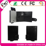 RFID Blocking Pouch for Mens Aluminum Wallets with RFID Protection