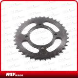 Kadi Motorcycle Spare Parts Motorcycle Sprocket Wheel Dy90 Sprocket Wheel