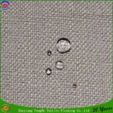 Woven Polyester Coating Waterproof Flocking Fr Blackout Curtain Fabric