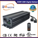 Double Output 2*315W Grow Light 630W CMH Digital Electronic Ballast for Outdoor