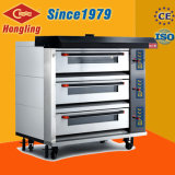 3-Deck 9-Tray Luxury Electric Oven for Professional Baking Machine