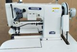Double Needle Moccasin Ornamental Stitching Sewing Machine