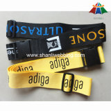"High-Quality Polyester 2"" Letter Printed Luggage Strap with Plastic Buckle, Hot-Sale Product"