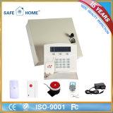 PSTN GSM Intelligent Home Security Burglar and Fire Alarm System