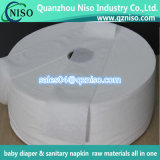 2017 Newest Airlaid Paper Raw Material for Sanitary Napkin and Baby Diaper