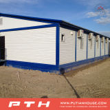 China Manufacture Supplier Container House as Prefabricated Hotel Building