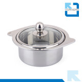 Hot Selling Stylish Appearance Stainless Steel Mini Pot Hot Pot