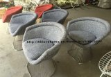 Metal Leisure Restaurant Outdoor Furniture Morden Wire Dining Chair
