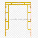Steel Frame Scaffold for Building Construction