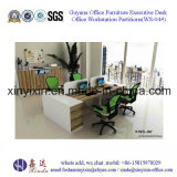 Modern Panel Workstation Partitions China Office Furniture (WS-04#)