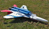 Cheap MIG-29 RC Plane with LED Lights