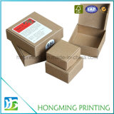 Wholesale Different Sizes Brown Kraft Paper Soap Boxes