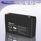 6V7ah LED Electric Lighting Battery with Ce RoHS Ulfob Price: $3.0 - $4.0 / Piece