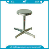 AG-Ns009 Hot Sales! ! ! 304 Stainless Steel Standard Operators Stool