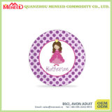 Beautiful Design BPA Free Kids Use Safe Melamine Dinner Plate