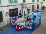 Giant Inflatable Bouncer Slide, Jumping Slide with Cheap Price