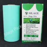Green Color, 500mm*25mic*1800m, Wrapping, Silage, Hay, Bale, Agriculture
