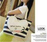 Women Handbag Shoulder Bags Tote Inside Canvas Bag (MECO334)