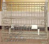 Warehouse Cage with Zinc Coating