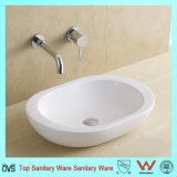 Popular Design Chaozhou Over Counter Wash Basin