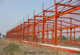 Pre-Engineered Painted Steel Structure Workshop Framework (KXD-SSW147)