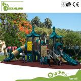 2017 China Manufacturer Kindergarten Plastic Kids Outdoor Playground Equipment