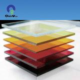 Color Transparent Plexiglass PMMA Board