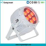 IP67 LED PAR Can RGBWA+UV 6in1 LED