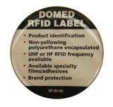 Customized PU Epoxy Sticker (HX-DS-21)